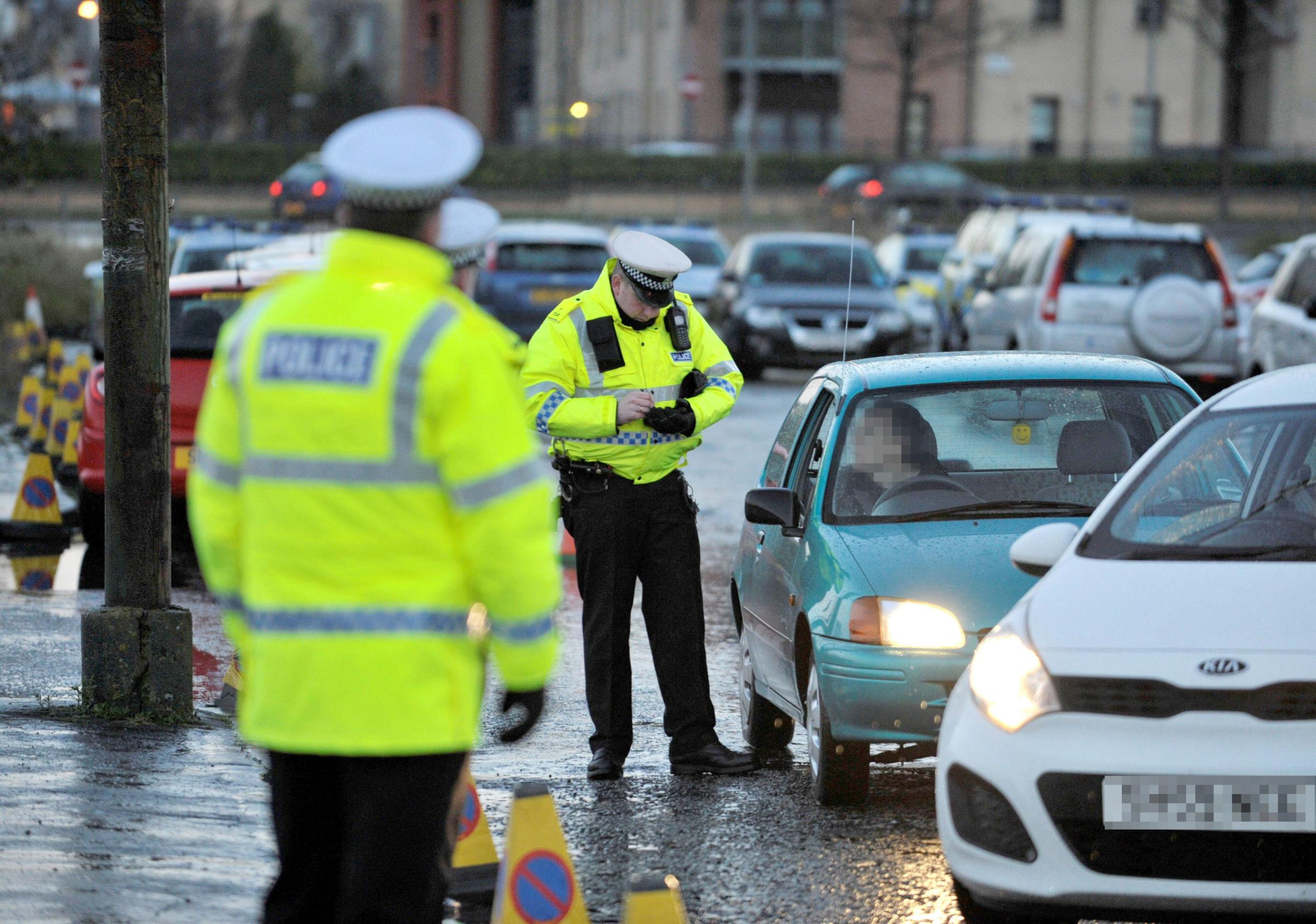 Revealed: Glasgow worst for uninsured drivers as cops launch crackdown