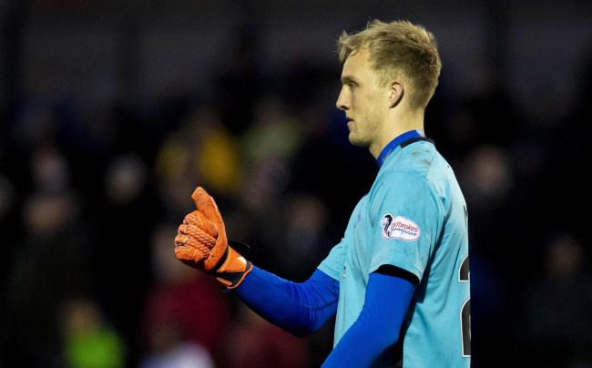 McCrorie starts for Livingston after QOS recall as Rangers kid thrown in Premiership deep end