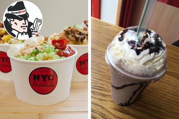 NYC Express offers fast, tasty and affordable comfort food