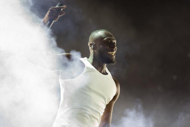 Glasgow Times: Stormzy on the main stage at TRNSMT 2019