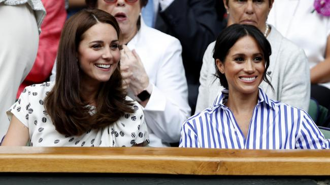 Kate and Meghan to attend Wimbledon women's singles final
