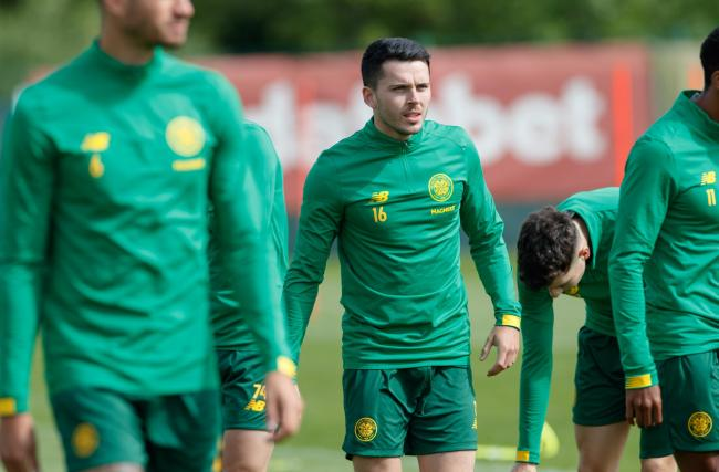 Lewis Morgan is desperate to stay in the reckoning for a first-team place at Celtic.