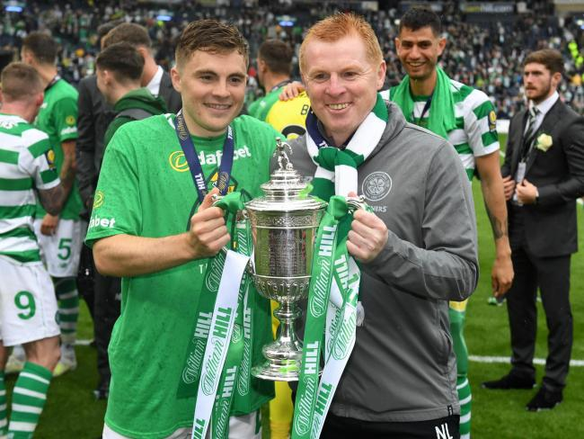 Neil Lennon issues hands-off warning to Zenit over James Forrest amid '£12m interest'
