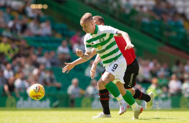 Celtic ace Leigh Griffiths excited for 'clean slate' under Neil Lennon after battle with demons