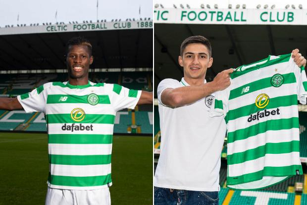 Celtic boss Neil Lennon confirms Vakoun Bayo and Marian Shved back in training