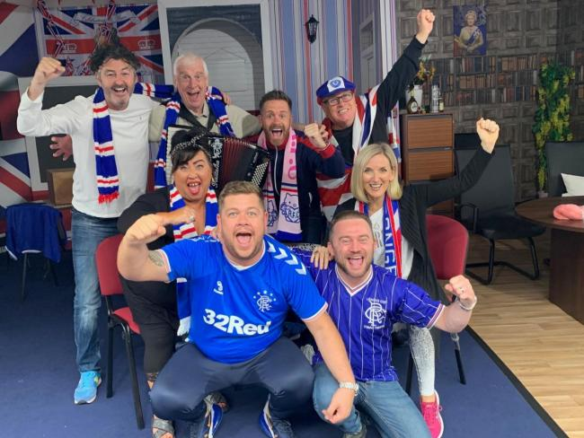'It's all for Grado': The Pavilion's Rally Roon the Rangers opens with a spectacular start