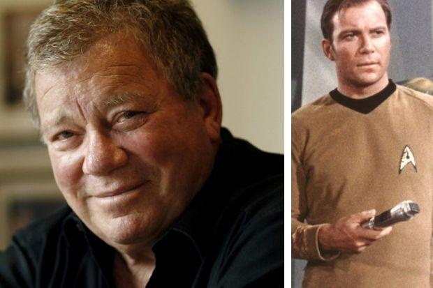 Legendary Star Trek actor William Shatner coming to Glasgow