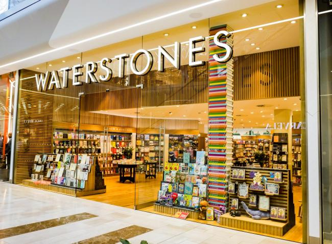 Waterstones to open in major Glasgow shopping centre