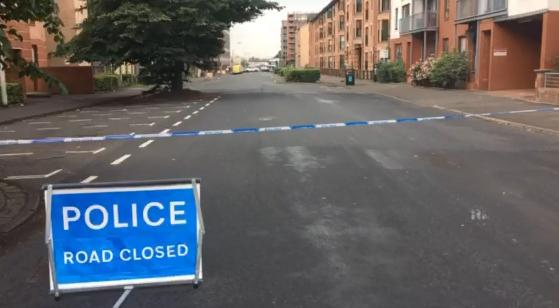 Homes and businesses evacuated in West End amid gas leak