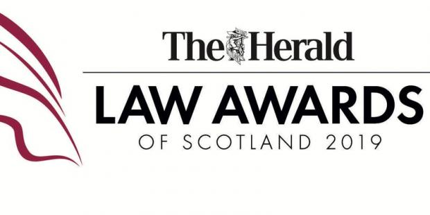 Glasgow Times: Register for The Herald's 2019 Law Awards