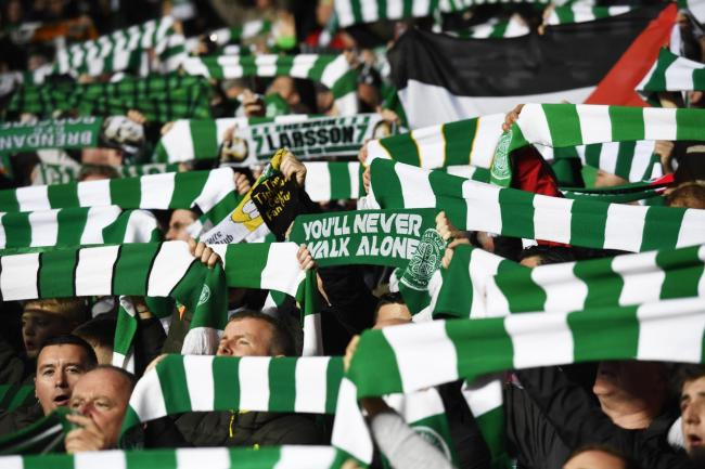Celtic fans given Copenhagen perk for Europa League last-32 clash