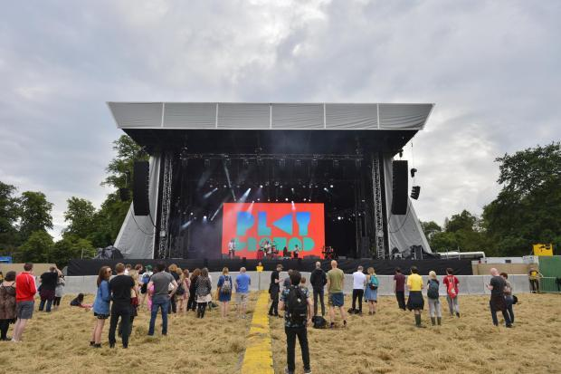 Council chiefs to discuss complaints with Playground Festival promoters