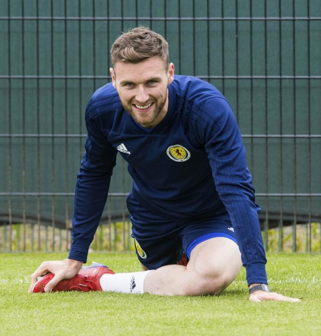 Celtic target Stephen O'Donnell rejects new Kilmarnock deal