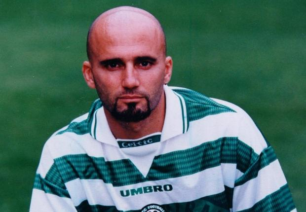 Former Celtic star Enrico Annoni returns to Parkhead for tour