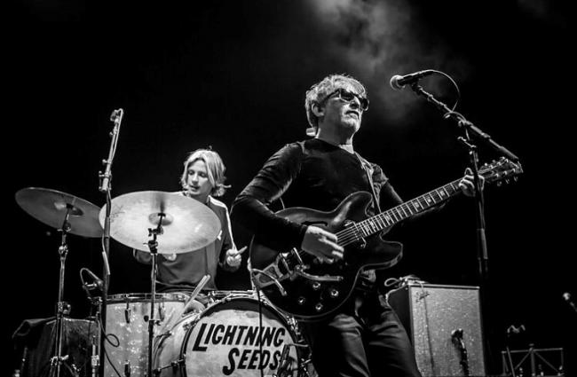 The Lightning Seeds to play St Luke's in Glasgow