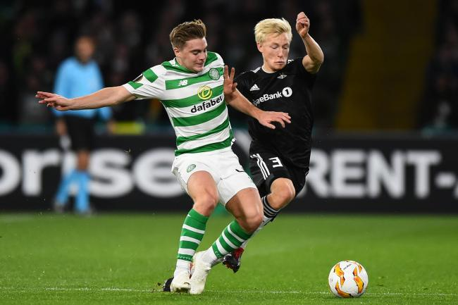 Celtic 'hunting' Rosenborg defender Birger Meling as replacement for Kieran Tierney