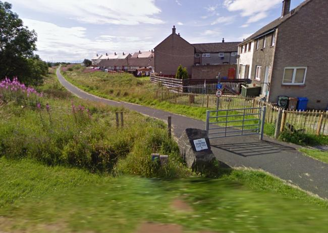 The Sir Chris Hoy Cycle Way in Ayrshire