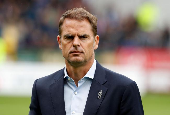 Ex-Rangers defender Frank de Boer brands equal gender pay 'ridiculous' as women's football doesn't draw same numbers