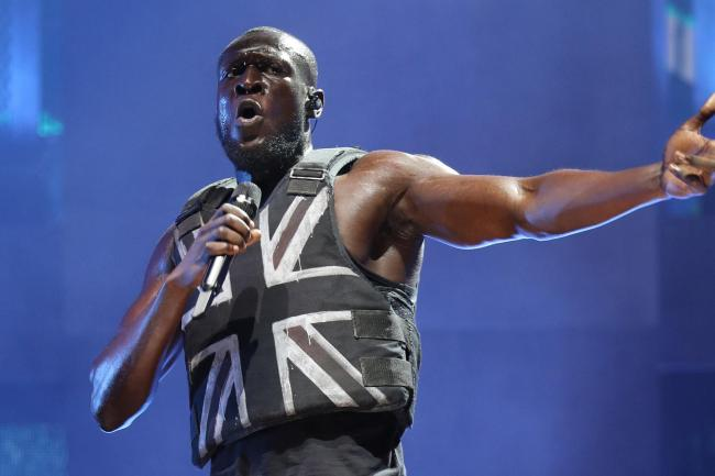 Rapper Stormzy brings his world tour to Glasgow with Hydro date