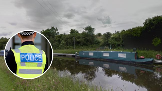 Police pull man's body from canal near Kilsyth marina