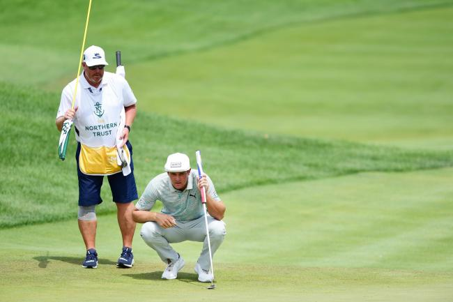 Bryson DeChambeau was lambasted for his slow pace of play