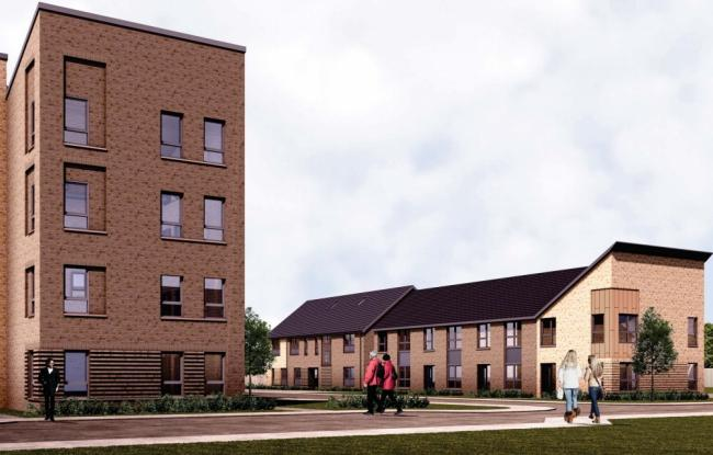 Plans unveiled for children's home in Govanhill
