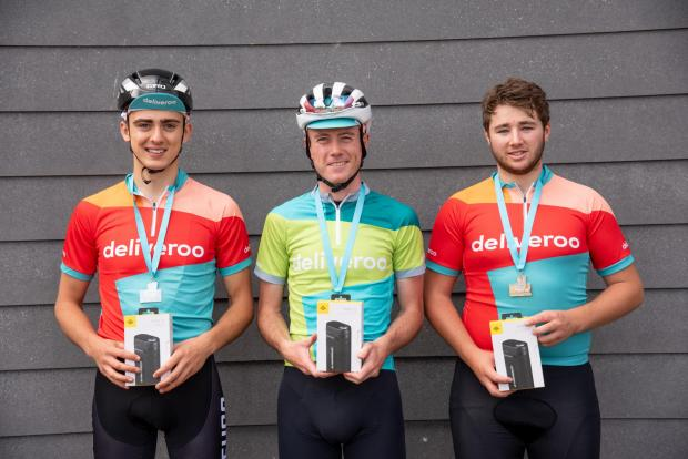 Glasgow Times: Three Glasgow cyclists to progress to the Deliveroo awards
