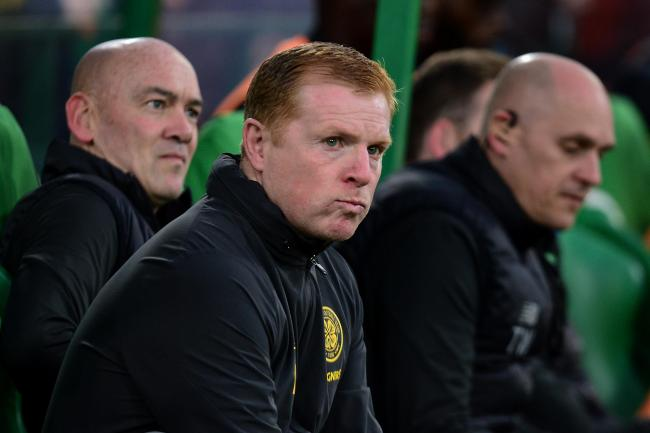 Celtic manager Neil Lennon. Photo: Mark Runnacles/Getty Images.