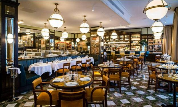 The Ivy is almost entirely booked out until December according to staff