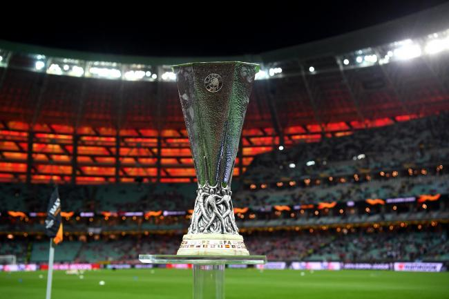 The draw for the last 32 of the Europa League will take place on Monday PHOTO: PA