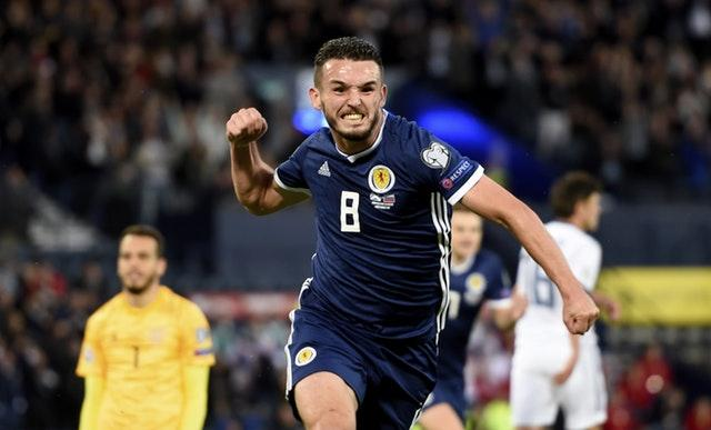 Scotland star John McGinn would wipe first international goal from career slate for Russian do-over
