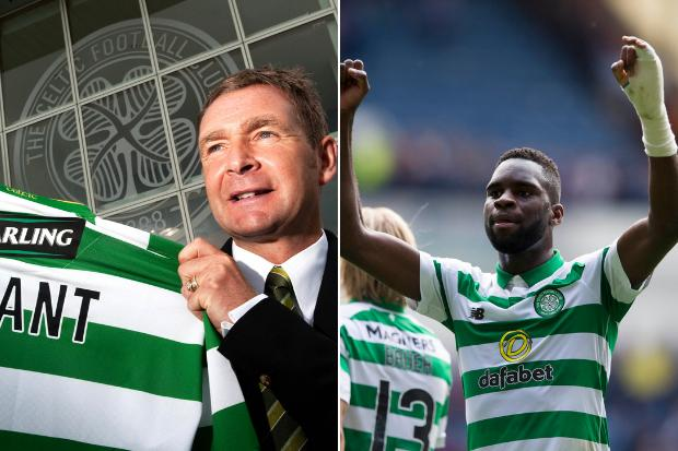 Peter Grant urges Odsonne Edouard to snub Monaco because Celtic are bigger club