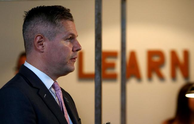 Derek Mackay faces calls to resign as MSP after message scandal