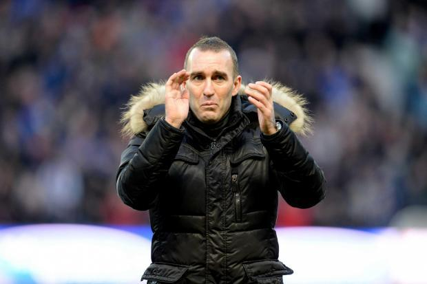 Glasgow Times: Fernando Ricksen passed away after a six-year battle with MND