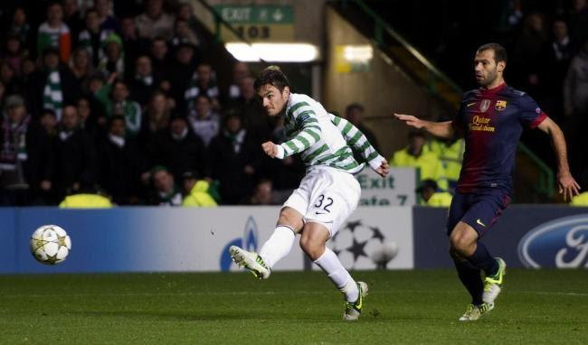 Ex-Celtic star Tony Watt shares Euro throwback ahead of Rennes clash