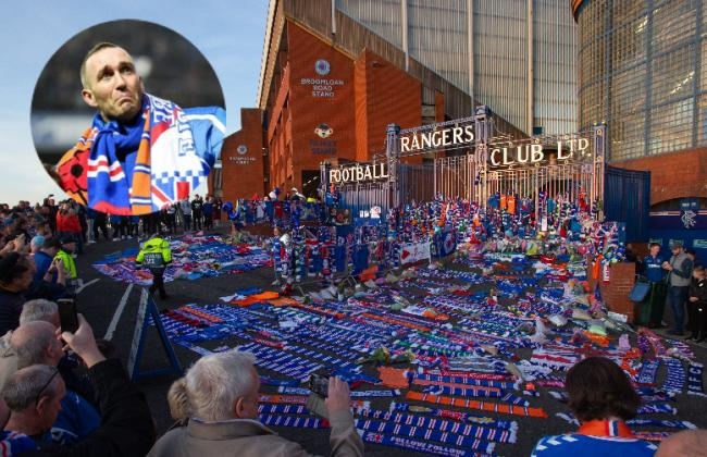 Thousands have been raised in memory of Fernando Ricksen
