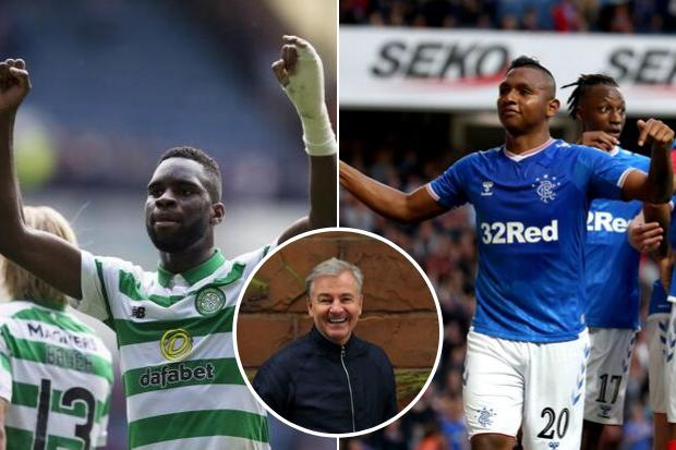 Charlie Nicholas says Celtic star Odsonne Edouard irritates him - but he's still cut above Alfredo Morelos