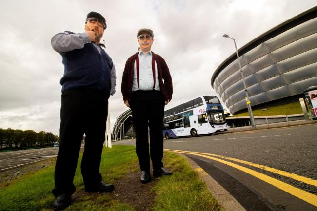 Next stop Craiglang: Exclusive shuttle bus announced for Still Game Hydro shows