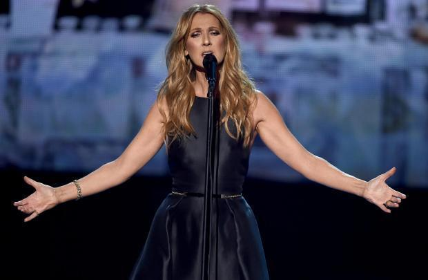 Superstar Celine Dion talks about Courage tour ahead of Hydro shows