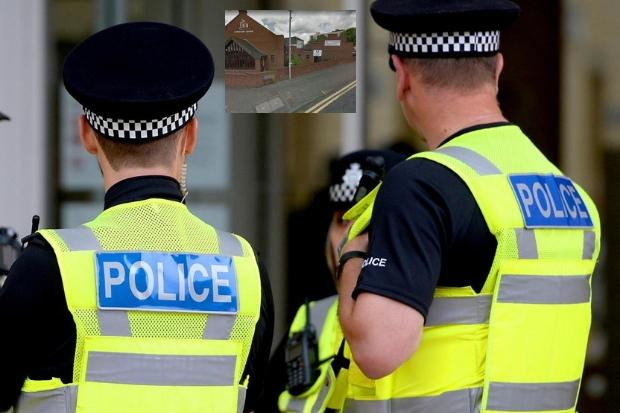 Police investigate theft of cash and electrical goods at church in Motherwell