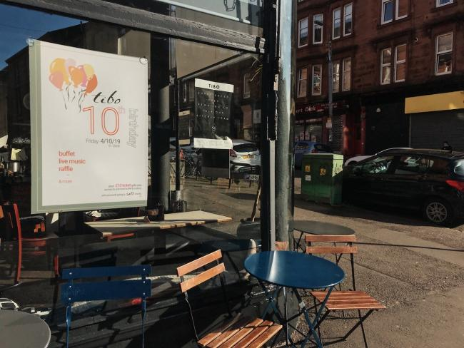 East End's Tibo Bistro celebrates 10 year anniversary by giving back