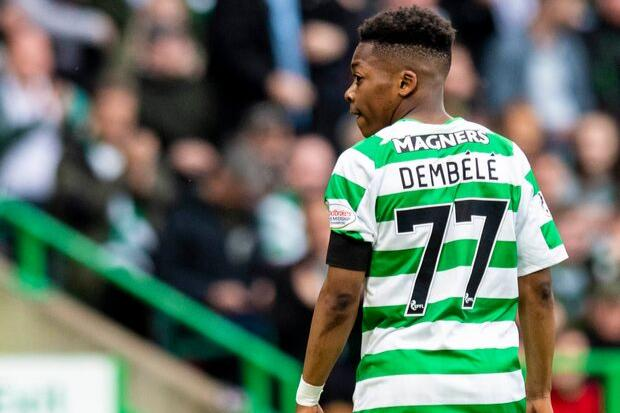 Celtic wonderkid Karamoko Dembele target for European giants as bidding war expected