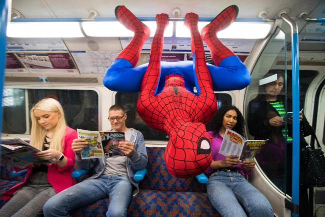 EMBARGOED TO 0001 WEDNESDAY OCTOBER 9
