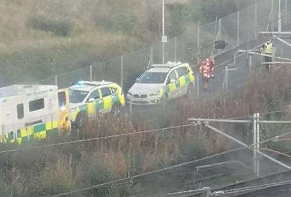 Boy, 14, due in court over alleged murder bid at Rutherglen railway station while 18-year-old is released without charge