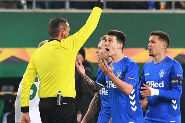 Ryan Jack went to sports psychologist to identify why he kept getting sent off during first season at Ibrox