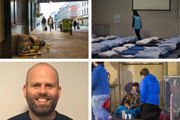 Glasgow homeless crisis: Warning of 'corpses on the street' this winter