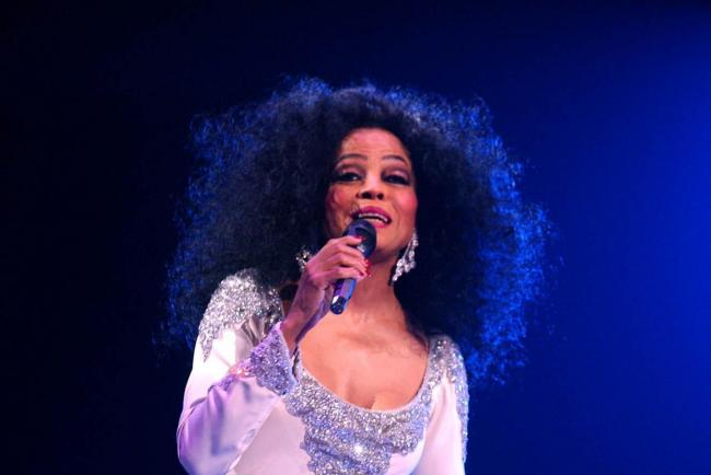 Diana Ross announces Glasgow date on first UK tour in 15 years