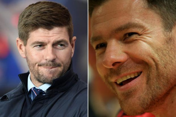 Xabi Alonso backs Steven Gerrard to bring trophies to Rangers and achieve 'special things' at Ibrox