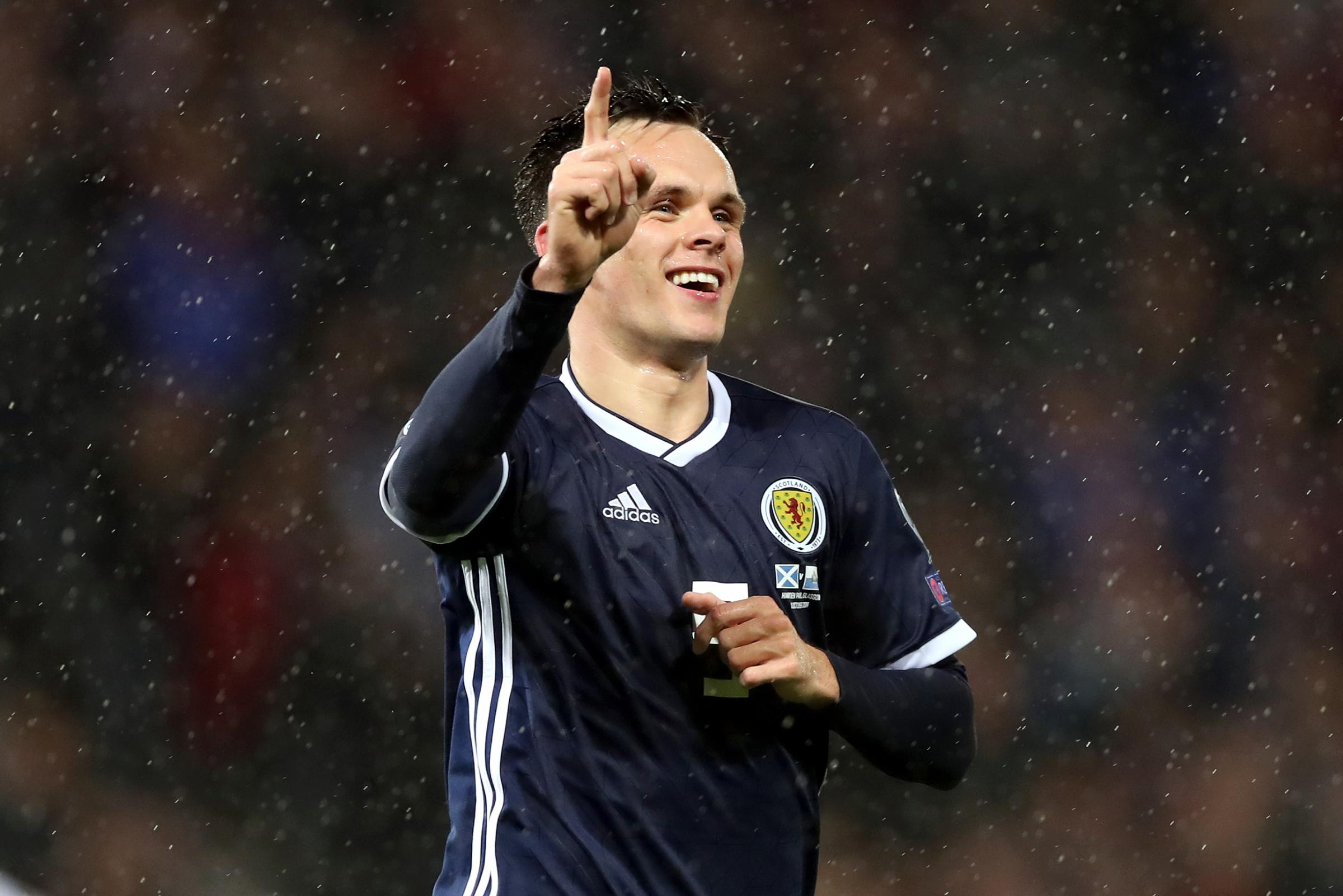 Lawrence Shankland vows to keep up goal scoring form in bid to earn Nations League call-up