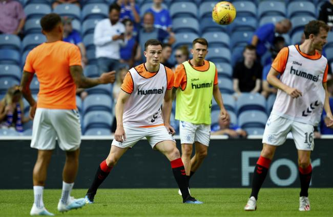 George Edmundson was a target for several English clubs before joining Rangers this summer